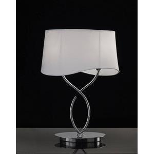 Настольная лампа декоративная Mantra Ninette 1906