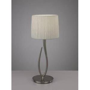 Настольная лампа декоративная Mantra Lua 3708
