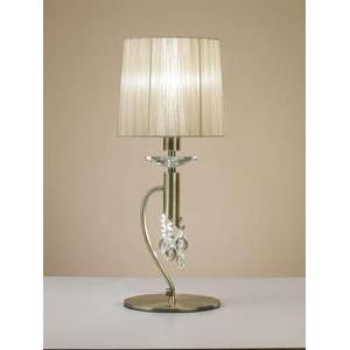 Настольная лампа декоративная Mantra Tiffany 3888