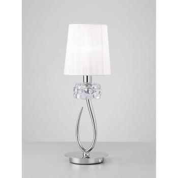 Настольная лампа декоративная Mantra Loewe 4637