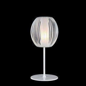 Настольная лампа декоративная Maytoni Flash MOD896-01-W