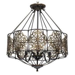 Подвесной светильник Chiaro Франческа 109010105