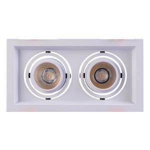 Встраиваемый светильник MW-Light Круз 637016202