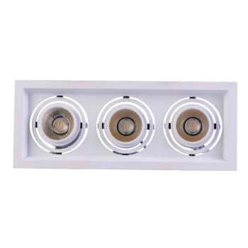 Встраиваемый светильник MW-Light Круз 637016303
