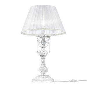 Настольная лампа декоративная Maytoni Lolita ARM305-22-W