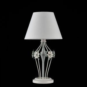Настольная лампа декоративная Floret ARM790-TL-01-W