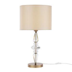 Настольная лампа декоративная Monte Carlo DIA091TL-01BZ