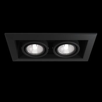 Встраиваемый светильник Metal DL008-2-02-B