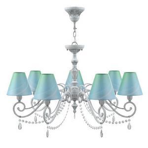 Подвесная люстра Lamp4You Classic 16 E3-07-G-LMP-O-18-CRL-E3-07-TR-UP