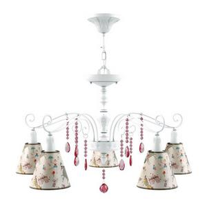 Подвесная люстра Lamp4You Provence 16 E4-05-WM-LMP-O-14-CRL-E4-05-PK-DN