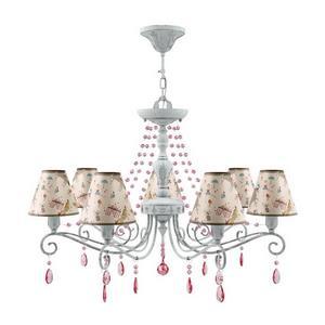 Подвесная люстра Lamp4You Provence 16 E4-07-G-LMP-O-14-CRL-E4-07-PK-UP