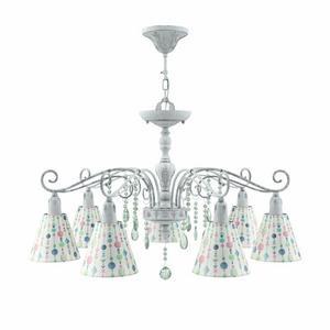 Подвесная люстра Lamp4You Provence 26 E4-07-G-LMP-O-17-CRL-E4-07-GR-DN