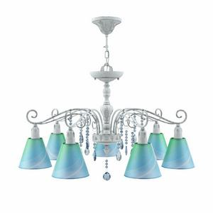 Подвесная люстра Lamp4You Provence 25 E4-07-G-LMP-O-18-CRL-E4-07-GB-DN