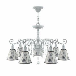 Подвесная люстра Lamp4You Provence 28 E4-07-G-LMP-O-8-CRL-E4-07-TR-DN