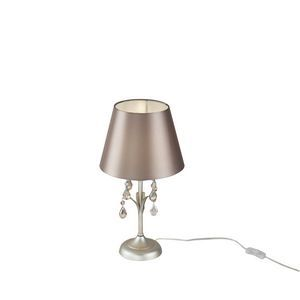 Настольная лампа декоративная Freya Alexandra FR2033TL-01S