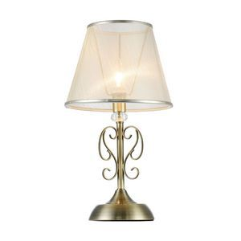 Настольная лампа декоративная Freya Driana FR2405-TL-01-BS