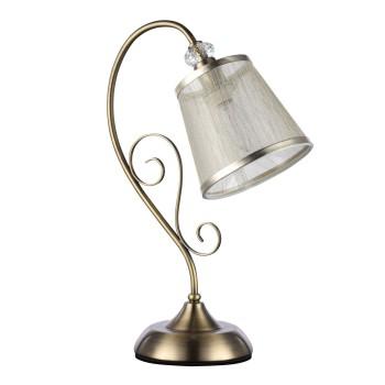 Настольная лампа декоративная Driana FR2405-TL-01-BZ