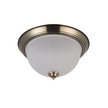Накладной светильник Freya Planum FR2913-CL-02-BZ