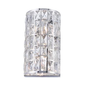 Накладной светильник Maytoni Gelid MOD184-WL-02-CH