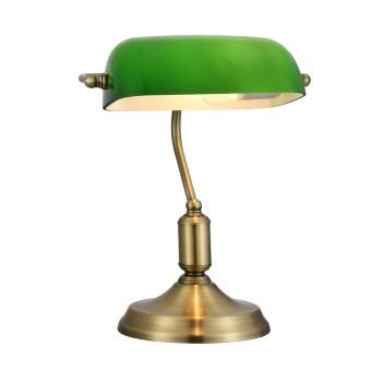 Настольная лампа офисная Maytoni Kiwi Z153-TL-01-BS