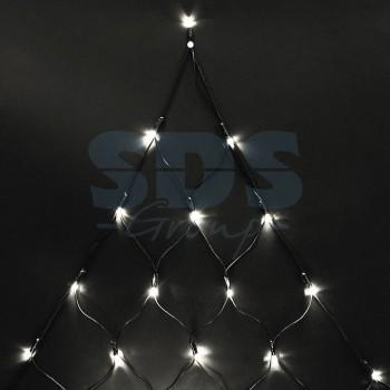Занавес световой (1,5x2x2 м) Сеть 215-006
