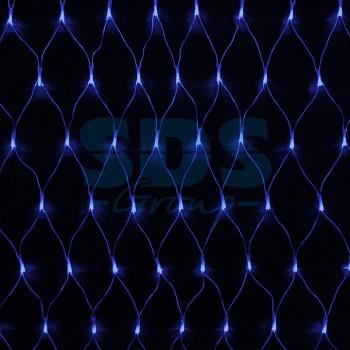 Занавес световой (2x1,5 м) Сеть 215-043