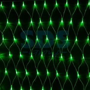 Занавес световой (2x1,5 м) Сеть 215-044