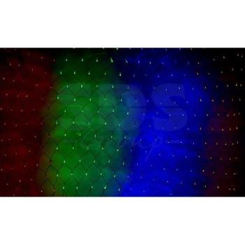 Занавес световой (3x0,5 м) Сеть 215-049