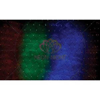 Сеть световая (1.5x1 м) LED-SNL-C 215-119