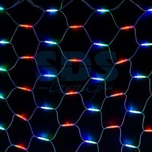 Занавес световой (2x3 м) Сеть 217-149