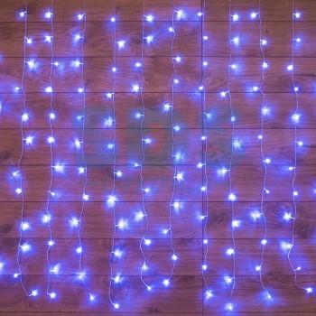 Занавес световой (2,5x2 м) Светодиодный Дождь 235-053