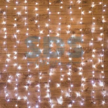 Занавес световой (2,5x2 м) Светодиодный Дождь 235-055