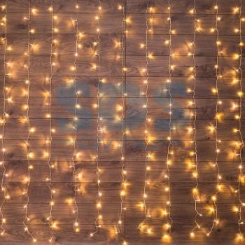 Занавес световой (2,5x2 м) Светодиодный Дождь 235-056