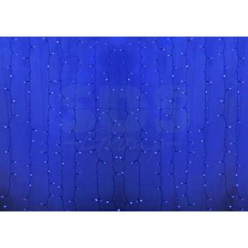 Занавес световой (2x0,8 м) Светодиодный Дождь 235-103