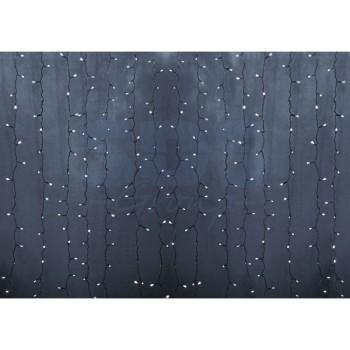 Занавес световой (2x0,8 м) Светодиодный Дождь 235-105