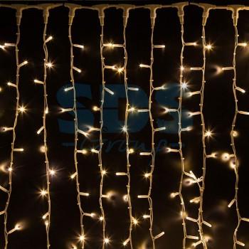 Занавес световой (2x3 м) Светодиодный Дождь 237-136