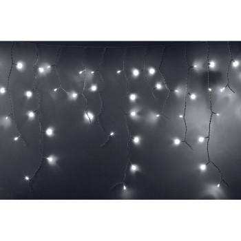 Бахрома световая (0.6x4.8 м) LED-IL 255-137