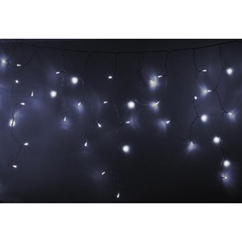 Бахрома световая (0.6x4.8 м) LED-IL 255-145