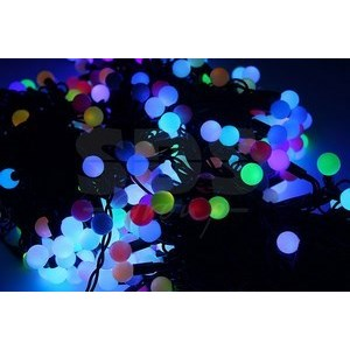 Гирлянда Супернить (20x3 м) LED ClipLight - МУЛЬТИШАРИКИ 323-619
