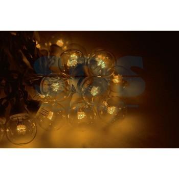 Гирлянда с насадками (10 м) LED Galaxy Bulb String 331-301