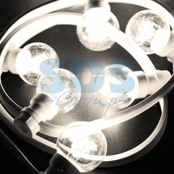 Гирлянда с насадками (10 м) LED Galaxy Bulb String 331-306