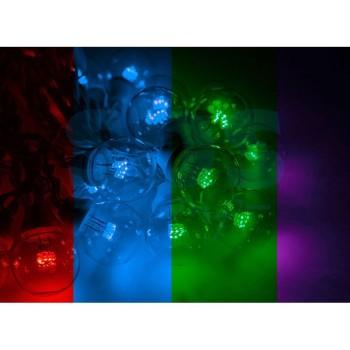 Гирлянда с насадками (10 м) LED Galaxy Bulb String 331-309