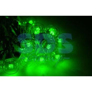Гирлянда с насадками (10 м) LED Galaxy Bulb String 331-324