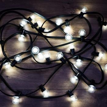 Гирлянда с насадками (10 м) LED Galaxy Bulb String 331-325