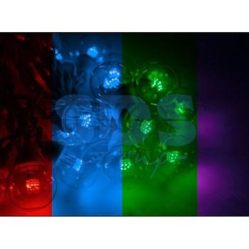 Гирлянда с насадками (10 м) LED Galaxy Bulb String 331-329