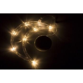 Панно световое (14.5х18.5 см) Месяц 501-014