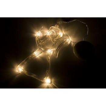 Панно световое (11.5х19.5 см) Ангелочек 501-015