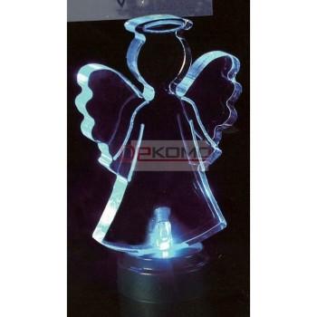 Ангел световой (10 см) Ангел 501-044