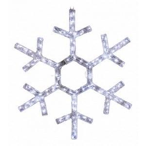 Снежинка световая (91 см) 501-331