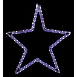 Звезда световая (60x60 см) 501-514
